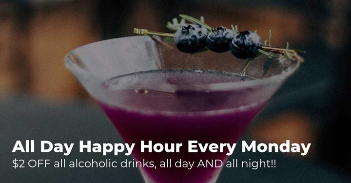 All Day Happy Hour Every Monday at Townhouse Bar NYC in New York le Mon, September 30, 2019 from 04:00 pm to 11:59 pm (After-Work Gay)