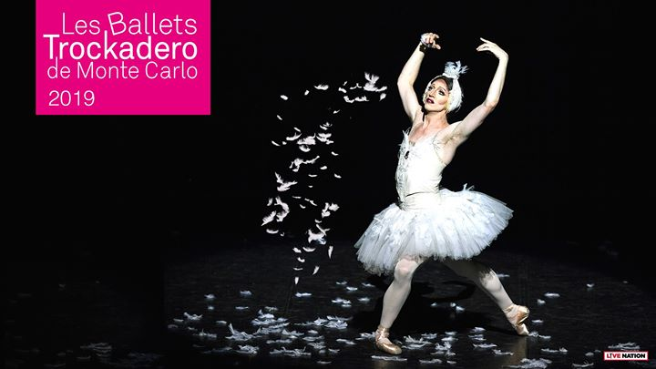 Peruuntunut: Les Ballets Trockadero, Kulttuuritalo 22-28.11.2019 in Helsinki le Sa 23. November, 2019 18.30 bis 21.30 (Vorstellung Gay Friendly, Lesbierin Friendly)