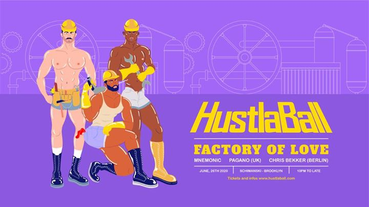 HustlaBall NYC Pride 2020 in New York le Fri, June 26, 2020 at 10:00 pm (Clubbing Gay)