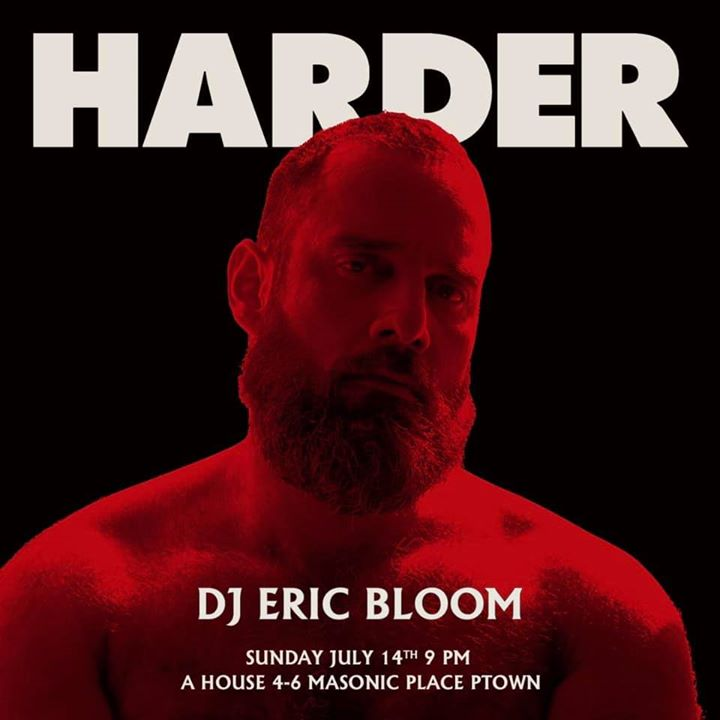 Harder Does BEARMANIA in Provincetown le Sun, July 14, 2019 at 09:00 pm (Clubbing Gay)