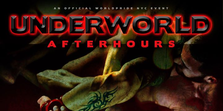 Underworld - Solidarity After Hours Event (WorldPride) a New York le sab 29 giugno 2019 04:00-12:00 (After Gay)