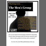The Men's Group a Sacramento le ven  7 giugno 2019 18:00-19:30 (Incontri / Dibatti Gay, Lesbica, Trans, Bi)