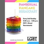 Pansexual Pancake Breakfast à Sacramento le dim. 12 mai 2019 de 11h00 à 12h30 (Brunch Gay, Lesbienne, Trans, Bi)