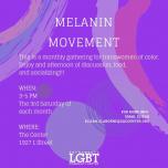 Melanin Movement à Sacramento le sam. 21 décembre 2019 de 15h00 à 17h00 (Rencontres / Débats Gay, Lesbienne, Trans, Bi)