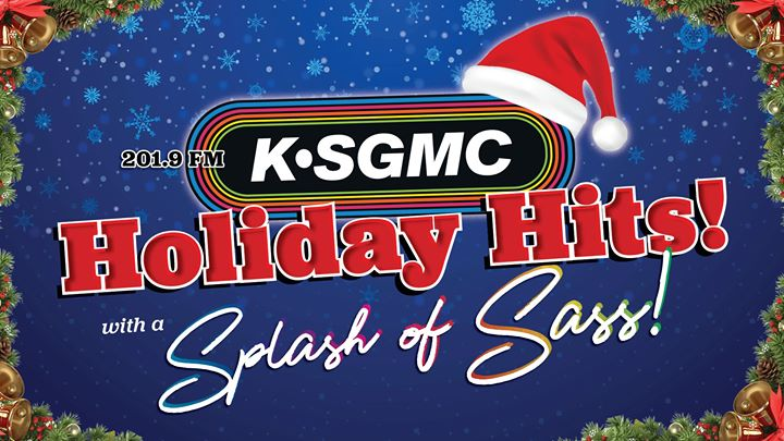 201.9 KSGMC Holiday Hits with a Splash of Sass em Sacramento le sex,  6 dezembro 2019 20:00-22:00 (Reuniões / Debates Gay)