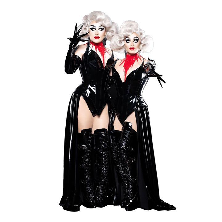 The Boulet Brothers' ✦ Adriana Roy ✦ DJ Parks ✦ Big Top Sundays em San Francisco le dom, 10 novembro 2019 21:00-02:00 (Clubbing Gay)