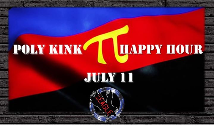 Poly Kink Happy Hour em San Francisco le qui, 11 julho 2019 18:30-20:30 (After-Work Gay, Bear)