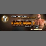 GROWLr in San Francisco le Fri, December 28, 2018 from 09:00 pm to 02:00 am (Clubbing Gay, Bear)