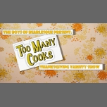 Too Many Cooks - A Thanksgiving Variety Show in San Francisco le Thu, November 22, 2018 from 08:00 pm to 12:00 am (After-Work Gay, Bear)