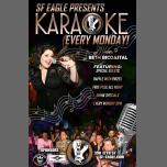 SF Eagle Karaoke à San Francisco le lun. 25 février 2019 de 21h00 à 00h00 (Clubbing Gay, Bear)