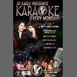 SF Eagle Karaoke in San Francisco le Mon, November 19, 2018 from 09:00 pm to 01:00 am (Clubbing Gay, Bear)