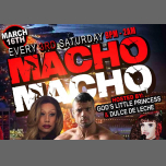 Macho Macho in San Francisco le Sa 20. April, 2019 21.00 bis 02.00 (Clubbing Gay, Bear)