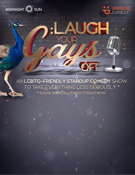 San FranciscoLaugh Your Gays Off - Free Comedy in The Castro!2019年 7月15日,19:00(男同性恋 演出)
