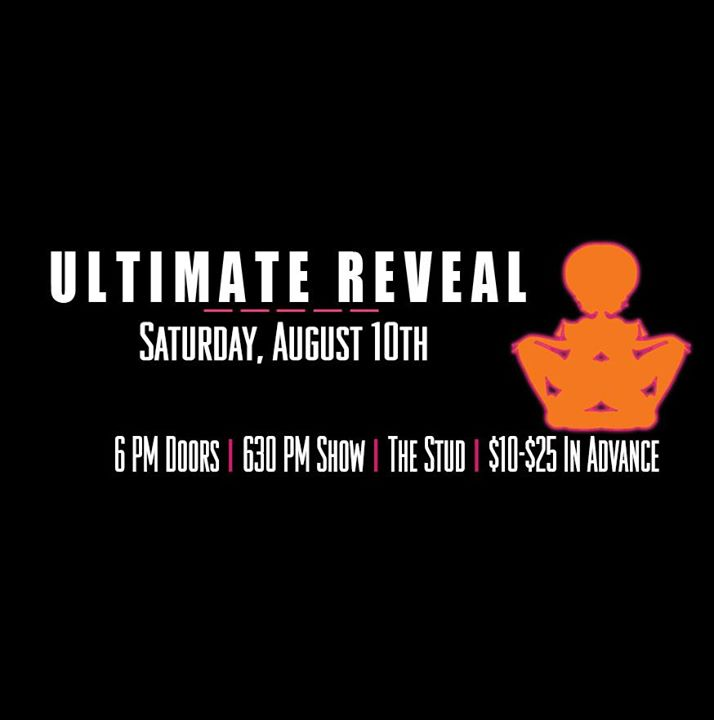 8/10 - Nudie Nubie's SF Ultimate Reveal à San Francisco le sam. 10 août 2019 de 18h00 à 21h00 (After-Work Gay)