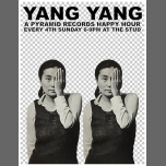 YANG YANG in San Francisco le Sun, December 23, 2018 from 06:00 pm to 09:00 pm (After-Work Gay)