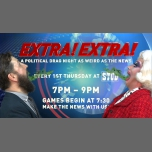 Extra! Extra! in San Francisco le Thu, March  1, 2018 from 07:00 pm to 09:30 pm (After-Work Gay)