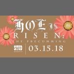 Hoe Is Risen: The Precumming à San Francisco le jeu. 15 mars 2018 de 22h00 à 02h00 (Clubbing Gay)