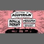 Boomtown ft. Physical Therapy, Miagma, Dionysian Mysteries, Birch Kool à San Francisco le jeu. 22 mars 2018 à 22h00 (Clubbing Gay)