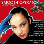 Smooth Operator Holiday Party en San Francisco le sáb 15 de diciembre de 2018 16:30-20:30 (After-Work Gay)