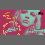 DL 1 YEAR Anniversary Night of 1000 Courtneys w/ Younger Lovers in San Francisco le Fri, March  2, 2018 from 10:00 pm to 03:00 am (Clubbing Gay)