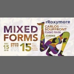 Mixed Forms 15: rRoxymore and Carlos Souffront (Final Mixed Forms) in San Francisco le Sat, December 15, 2018 from 09:00 pm to 04:00 am (Clubbing Gay)