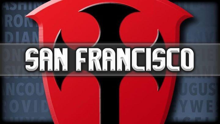 CU San Francisco a San Francisco le ven 25 settembre 2020 21:00-04:00 (Clubbing Gay, Bi)