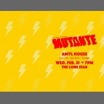 Mutante: Amyl House in San Francisco le Wed, February 21, 2018 from 07:00 pm to 11:59 pm (After-Work Gay, Bear)