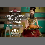 Thanksgiving Dinner in San Francisco le Thu, November 23, 2017 from 02:00 pm to 06:00 pm (After-Work Gay, Bear)