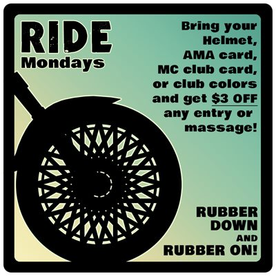 Ride Mondays in San Francisco le Mo 25. November, 2019 12.00 bis 00.00 (After-Work Gay)