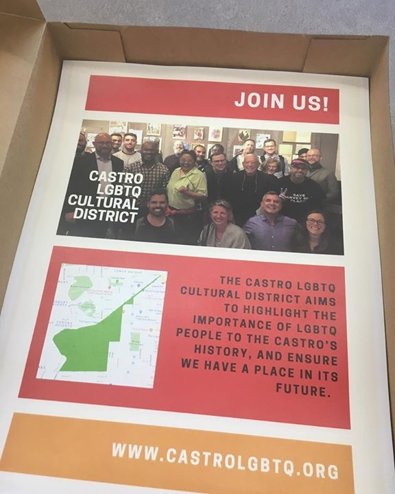 Castro LGBTQ Cultural District Governance Meeting en San Francisco le mar  9 de julio de 2019 18:00-20:00 (Reuniones / Debates Gay, Lesbiana, Trans, Bi)