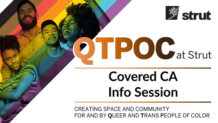 Covered CA Info Session in San Francisco le Do 14. November, 2019 17.00 bis 20.00 (Begegnungen Gay, Lesbierin, Transsexuell, Bi)