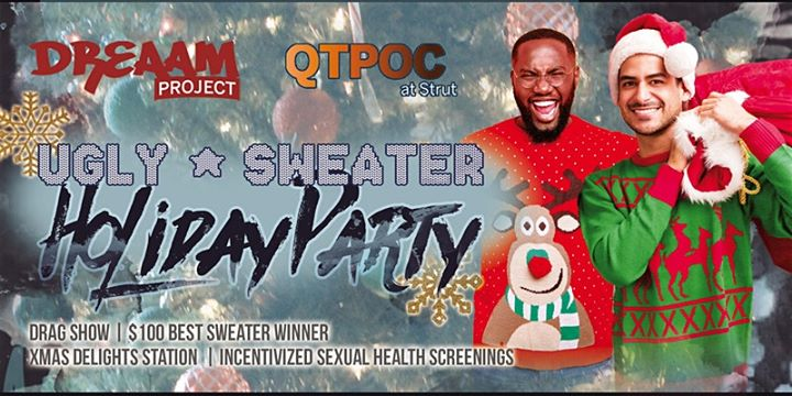 Ugly Sweater Holiday Party & Drag Show in San Francisco le Do 19. Dezember, 2019 17.00 bis 21.00 (After-Work Gay, Lesbierin, Transsexuell, Bi)