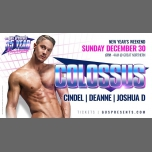 COLOSSUS | Gus Presents 35 Year Anniversary Party! in San Francisco le Sun, December 30, 2018 from 06:00 pm to 04:00 am (Clubbing Gay)