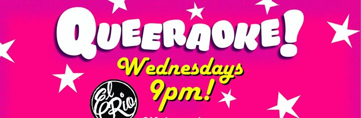 Queeraoke in San Francisco le Wed, November 20, 2019 from 09:00 pm to 01:00 am (After-Work Gay)
