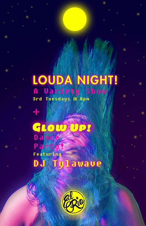 Louda Night + Glow Up in San Francisco le Di 18. Juni, 2019 19.00 bis 23.00 (After-Work Gay)