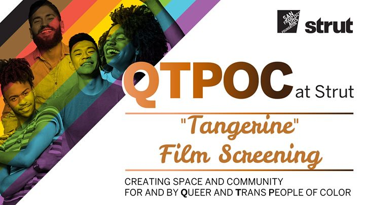 Tangerine Film Screening in San Francisco le Do 26. Dezember, 2019 17.00 bis 20.00 (Kino Gay, Lesbierin, Transsexuell, Bi)