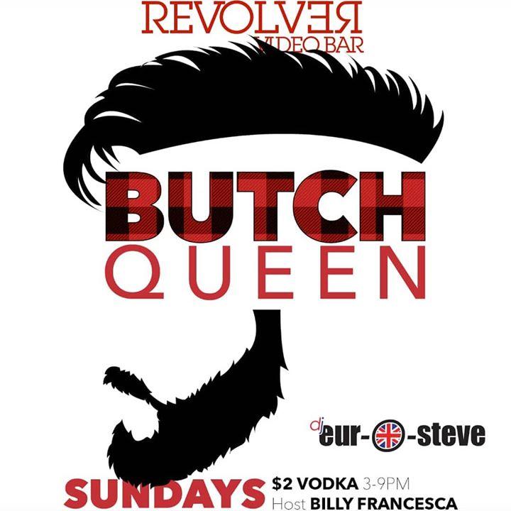 Butch Queen Sundays en Los Angeles le dom 21 de abril de 2019 16:00-21:00 (After-Work Gay)