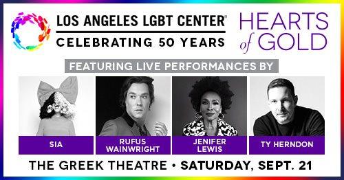 Los AngelesHearts Of Gold2019年 8月21日,20:00(男同性恋, 女同性恋 演出)