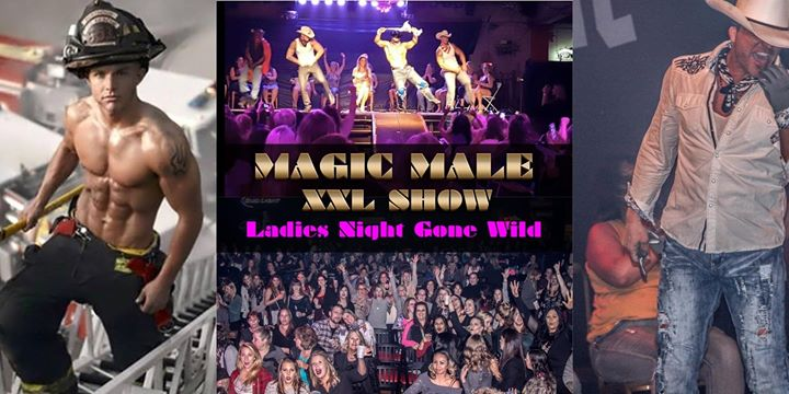 MAGIC MALE XXL SHOW | Faultline Los Angeles, CA à Los Angeles le mer. 19 février 2020 de 21h00 à 23h00 (Spectacle Gay, Bear)