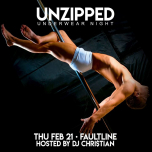 Unzipped: Underwear Party March 07 in Los Angeles le Thu, March  7, 2019 from 09:00 pm to 02:00 am (Clubbing Gay, Bear)
