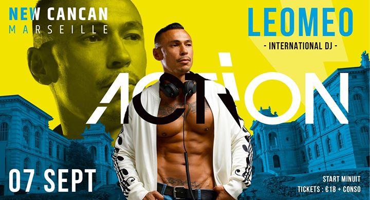 Action! Party - Leomeo's Birthday! em Marselha le sáb,  7 setembro 2019 23:50-16:50 (Clubbing Gay)