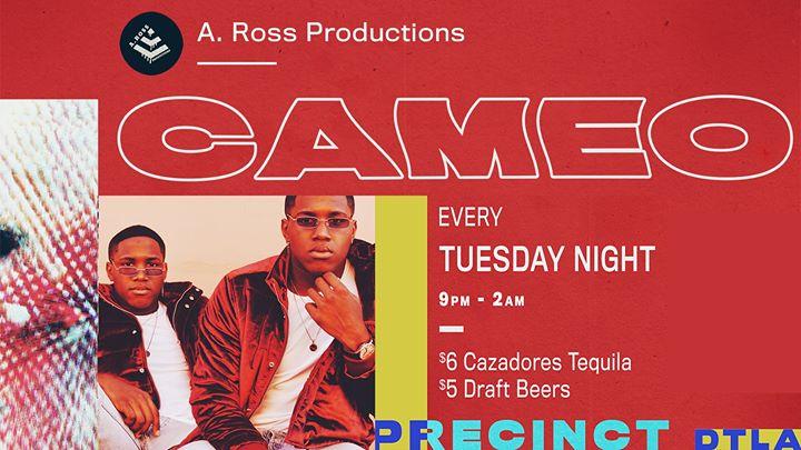 CAMEO Tuesdays a Los Angeles le mar  5 novembre 2019 21:00-02:00 (Clubbing Gay)