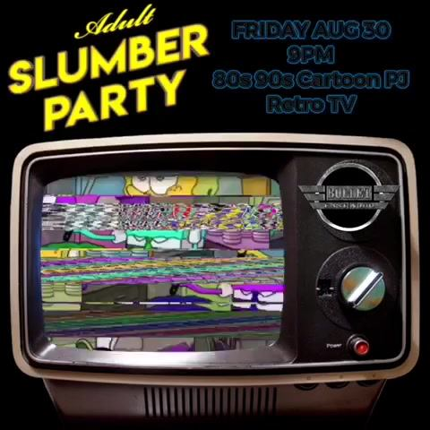 Adult Slumber Party in Los Angeles le Fri, August 30, 2019 from 09:00 pm to 02:00 am (Clubbing Gay)