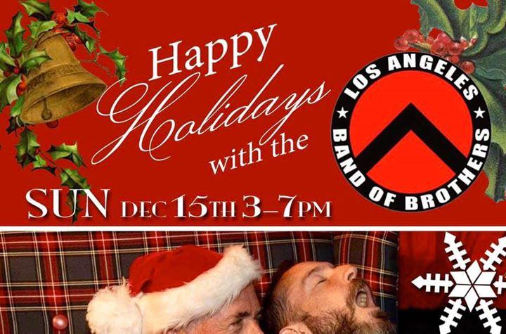 LABB Christmas BEER BUST! en Los Angeles le dom 15 de diciembre de 2019 15:00-19:00 (After-Work Gay)
