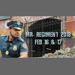Mr. Regiment 2018 Weekend à Los Angeles le ven. 16 février 2018 de 21h00 à 23h30 (Clubbing Gay)