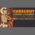 Cub Scout à Los Angeles le ven.  2 novembre 2018 de 20h00 à 02h00 (Clubbing Gay)