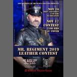 Mr. Regiment 2019 Leather Contest Weekend à Los Angeles le ven. 16 novembre 2018 de 21h00 à 23h30 (After-Work Gay)