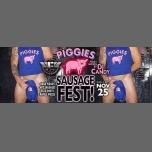 Piggies Sausage Fest à Los Angeles le dim. 25 novembre 2018 de 16h00 à 20h00 (After-Work Gay)