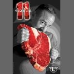 MEAT RACK 11 Year Anniversary w/DJ Ted Eiel à Los Angeles le sam. 28 avril 2018 de 20h00 à 02h00 (Clubbing Gay)