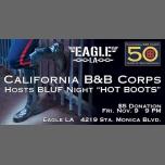 Hot Boots - BLUF Gear and B&B Uniform Night à Los Angeles le ven.  9 novembre 2018 de 21h00 à 01h00 (Clubbing Gay)